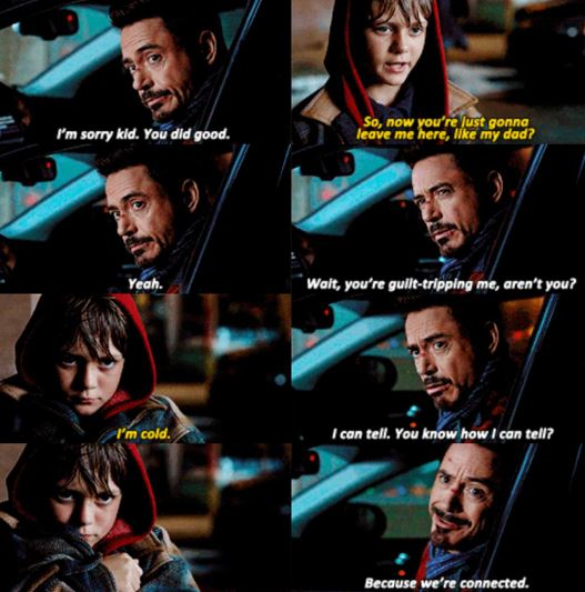 Theories About Iron Man