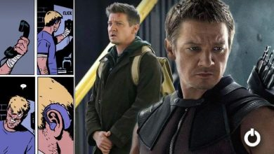 Photo of Hawkeye Set Photos Hint At Clint Barton's Hearing Loss