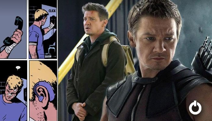 Hawkeye Set Photos Confirm Show Is Set In 2025