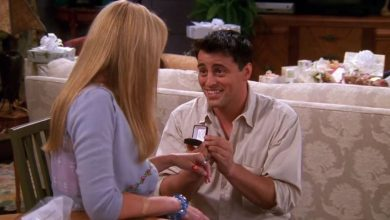 Ending Joey And Phoebe Together