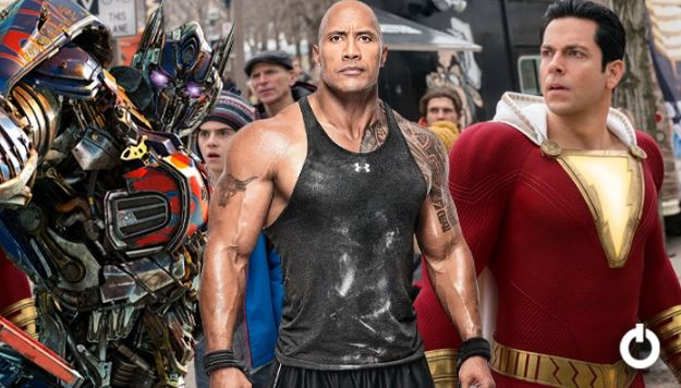 Movies Dwayne Johnson Starred In