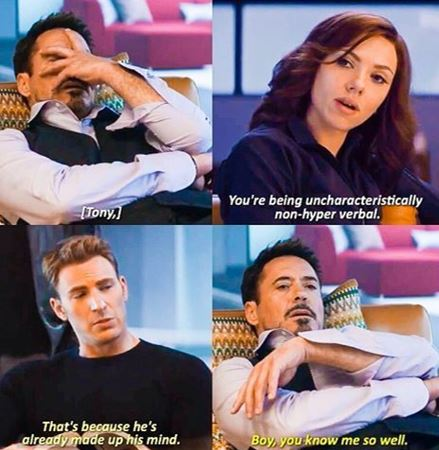 Socially Awkward Situations In MCU