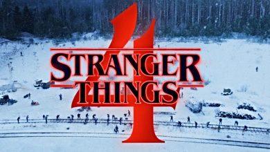 Stranger Things Season 4 Set Photos