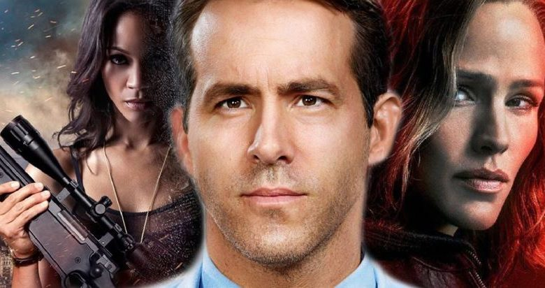 The Adam Project – Ryan Reynolds Shares Image