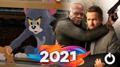 Upcoming Movies of 2021