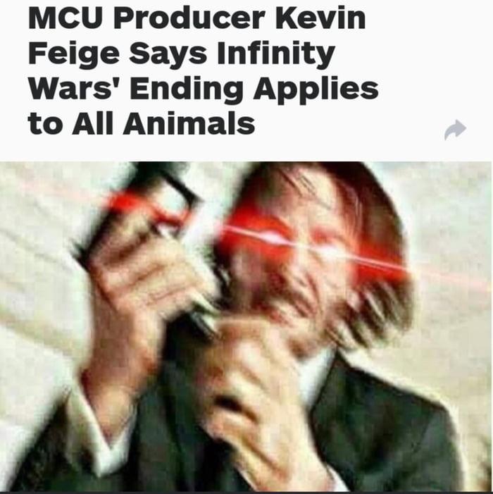 Memes If Avengers Had John Wick