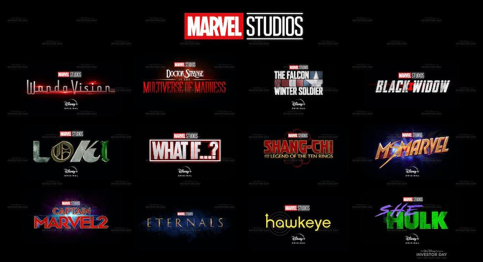 Falcon & Winter Soldier Set Up MCU Projects