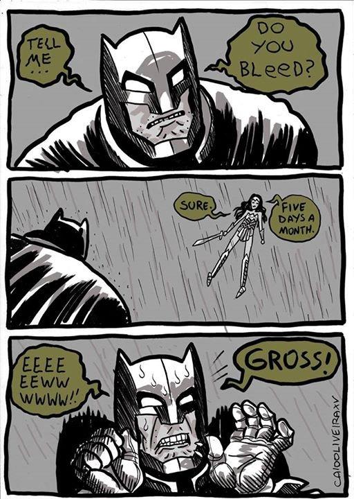 Times Wonder Woman Was More Badass