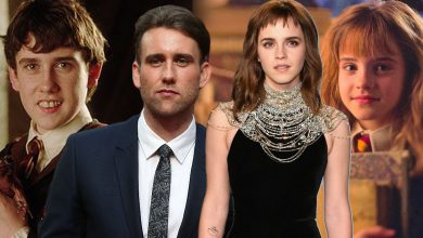 Surprising Images of Harry Potter Cast - Then And Now