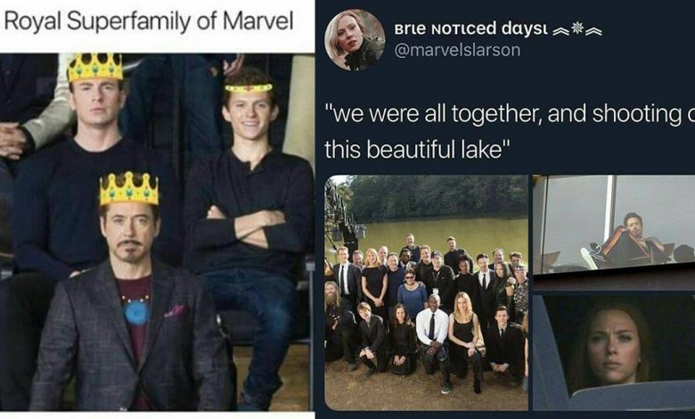 Times Internet Trolled Their Favorite Marvel Actors