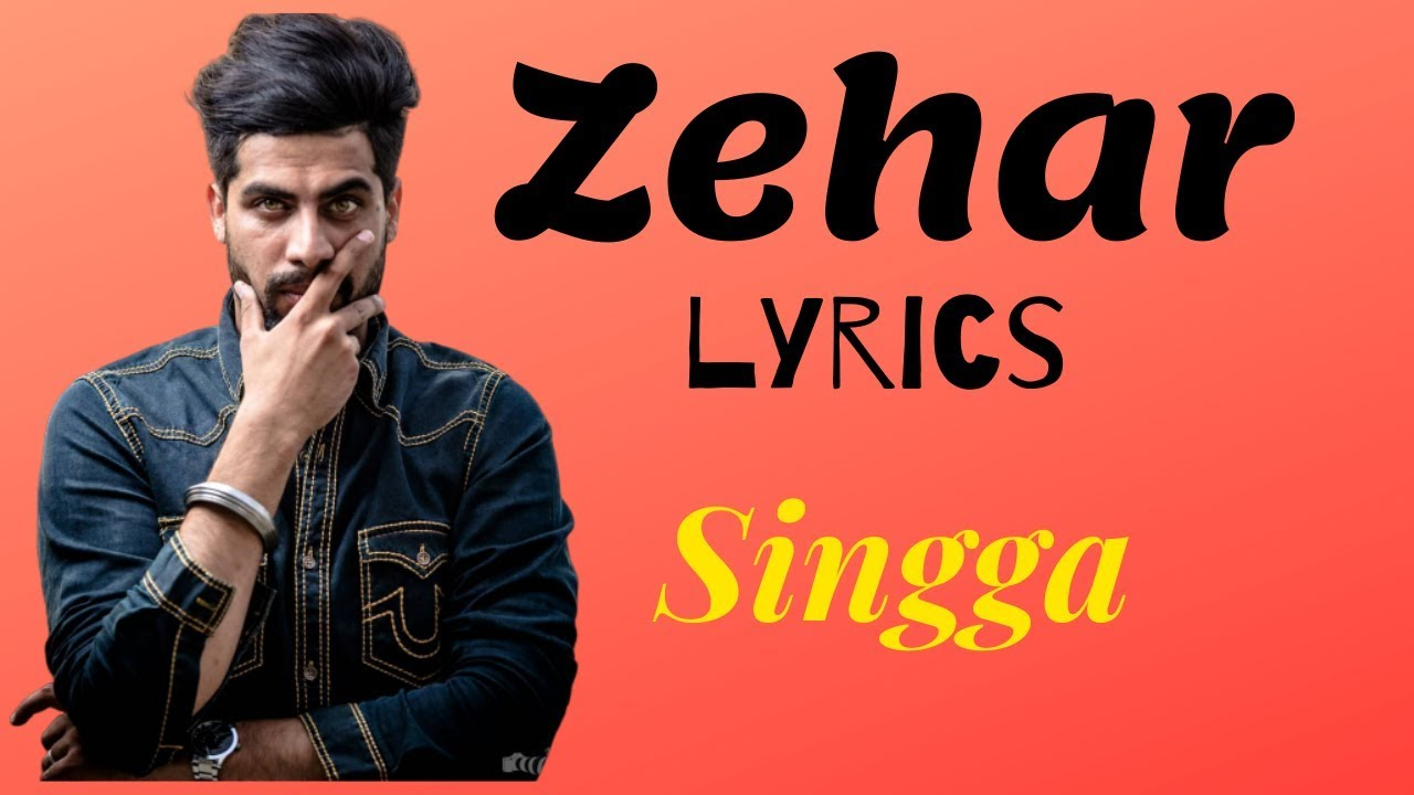 Zehar Singga Mp3 Download Mr Jatt