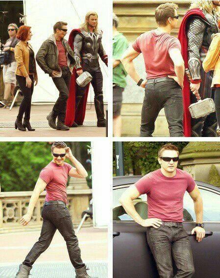 Hawkeye Trolled Himself