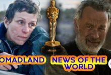 2020 Movies Deserve Oscar