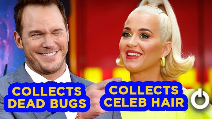 Bizarre Facts About Celebs