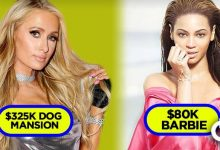 Celebs Spent Money On Unbelievable Items