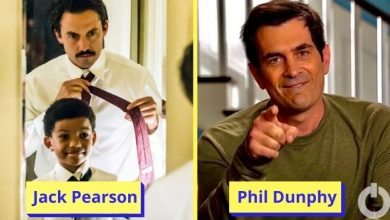 Cool Dads of Television