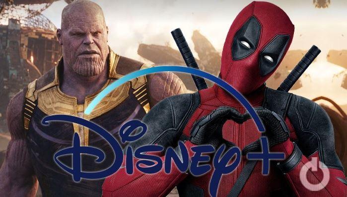 Deadpool Disney And MCU Characters