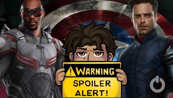 Falcon & The Winter Soldier New Picture