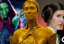 Female Aliens In Movies And Series