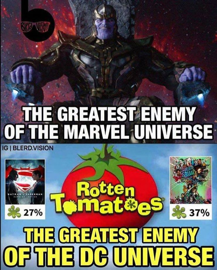 Funniest Memes Why Avengers Are Better Than Justice League