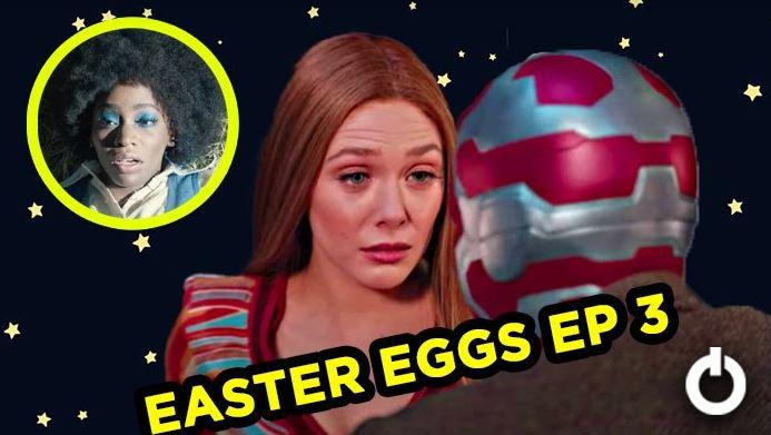 MCU Easter Eggs In WandaVision Episode 3