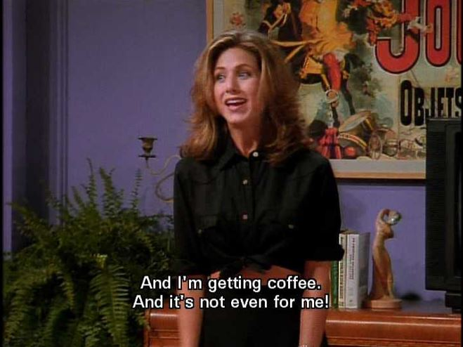 Rachel Green Lead of Friends