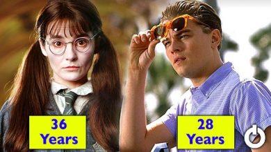 Older Actors Played Teenage Roles