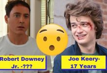 Teenage Characters Played By Older Actors