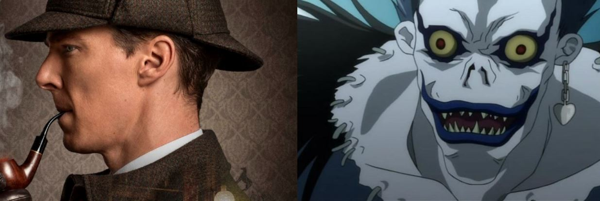 Sherlock Holmes And Death Note Cross-Culture