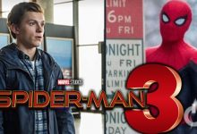 Spider-Man 3 Set Photos Tom Holland In New Suit