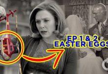 WandaVision Easter Eggs Hidden