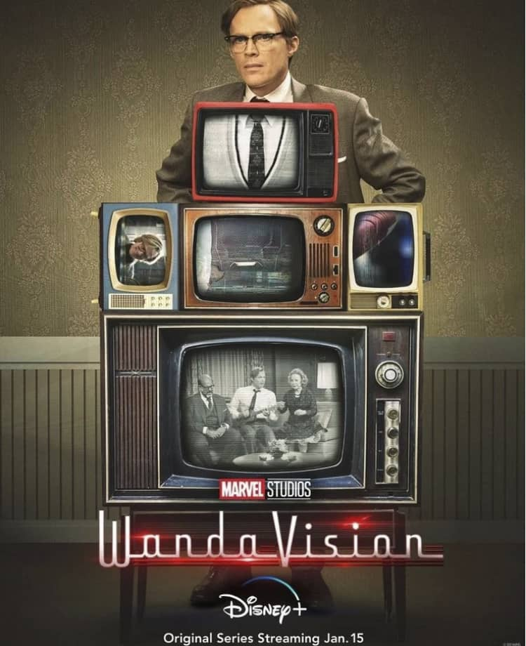 WandaVision Reality-Altered Posters