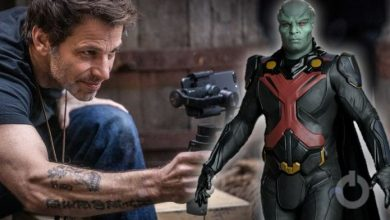 Zack Snyder Reshoots Include Martian Manhunter