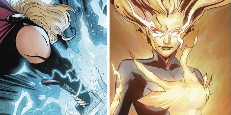 Captain Marvel Always Beat Thor