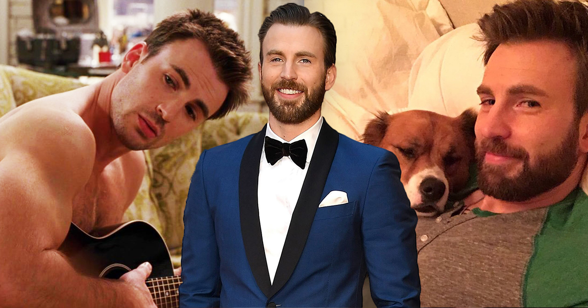 What is Chris Evans Net Worth