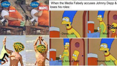 Disney Vs WB Memes
