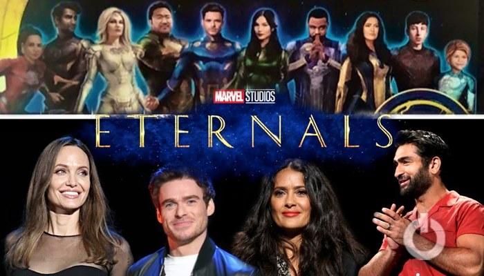 Eternals Characters Merch Best Look