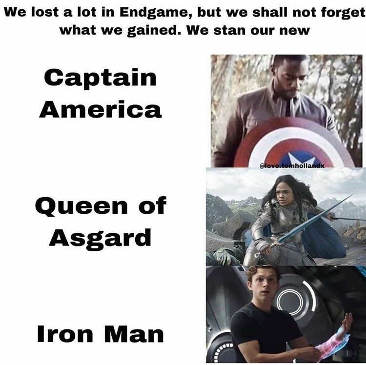 Endgame Memes For Marvel Fans