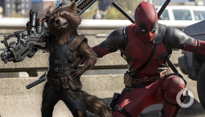 Image Teasing Deadpool & Guardians of the Galaxy Project
