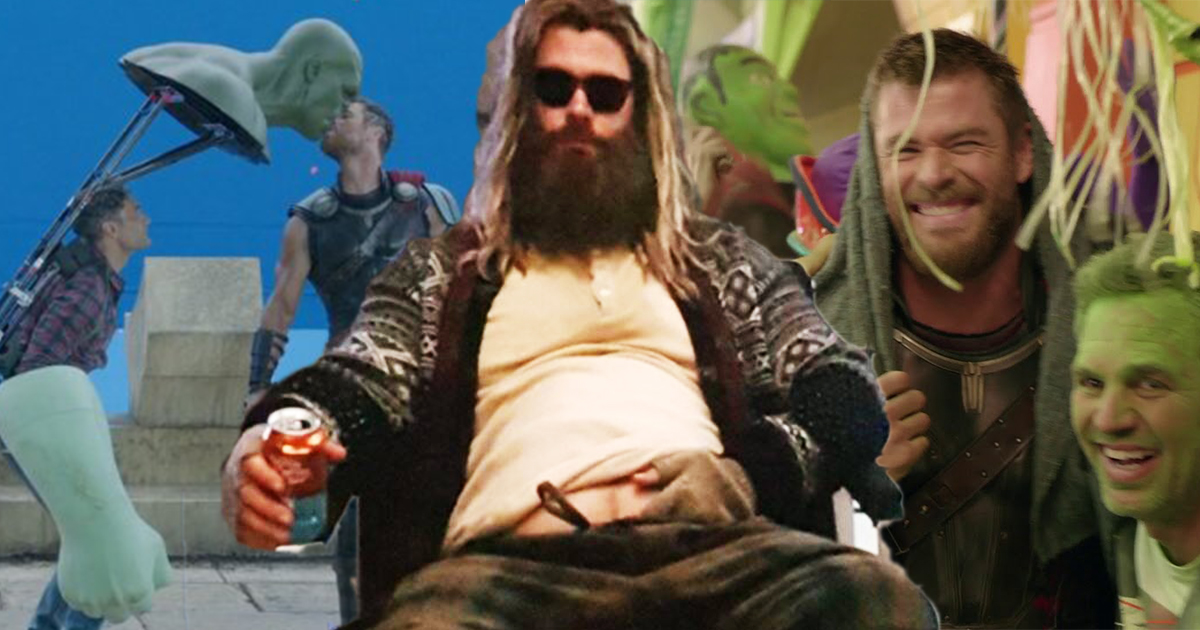 Funniest Thor Moments
