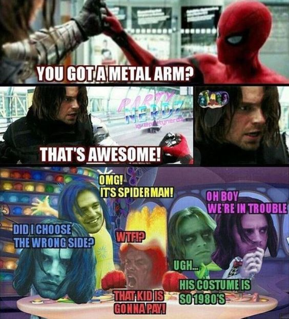Marvel Fans Were Funny As Hell About The Avengers