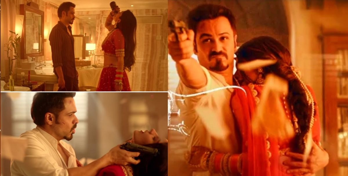 Emraan Hashmi's romantic avatar in Lut Gaye song from 'Mumbai Saga'