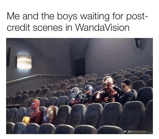 funniest memes trolling Westview and of course WandaVision
