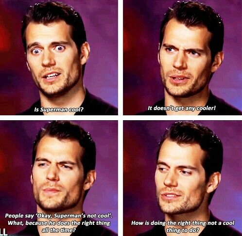Henry Cavill Deserves To Be In The MCU