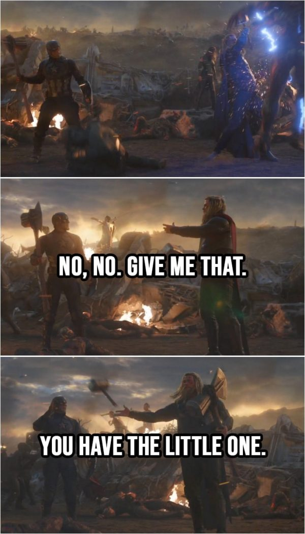 Memorable MCU Quotes of All Time