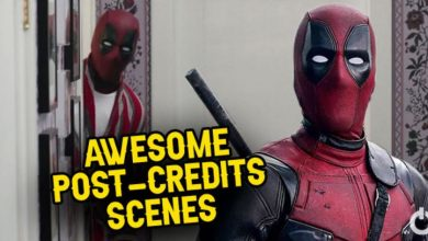 Awesome Post-Credits Scenes In Movies