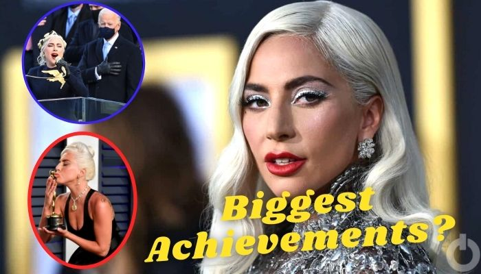 Biggest Achievements of Lady Gaga's Career
