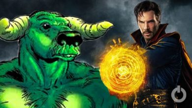 Doctor Strange 2 Could Introduce Rintrah the Magical Minotaur