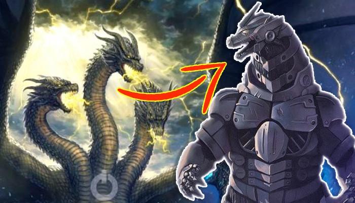 Godzilla vs Kong: New Report Confirms Mecha-Titan Is Made From Ghidorah's  Head
