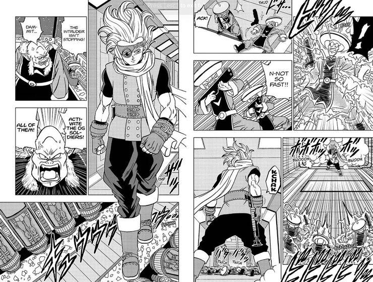 Goku's Big Tag-Team Match